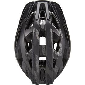 UVEX I-VO CC Helmet black/smoke mat